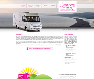 Journeys Motor Homes